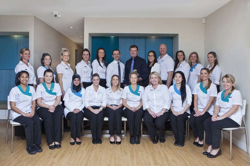 The Team at Smile Design Specialist Orthodontists